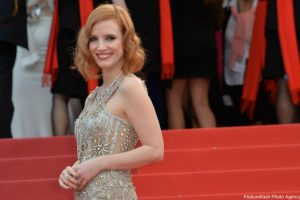 Jessica Chastain's hair and makeup secrets TheFuss.co.uk