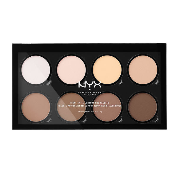 NYX Cosmetics Highlight Contour Pro Palette