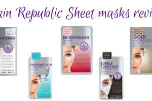 Skin Republic Sheet Masks Review TheFuss.co.uk