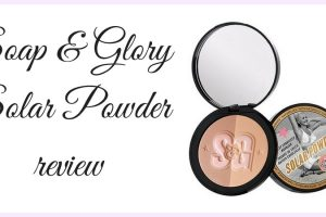Soap Glory Solar Powder Review