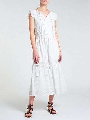 Somerset By Alice Temperley Embroidered Maxi Dress