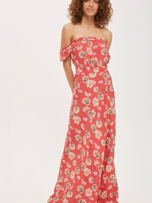 Topshop Bella Maxi Dress By Flynn Skye
