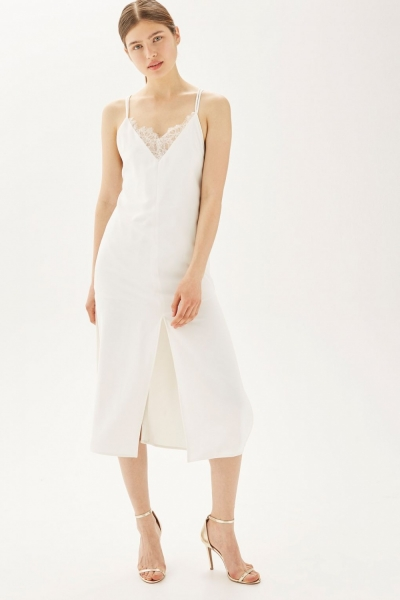 The Little White Dress Your Summer Essential The Fuss