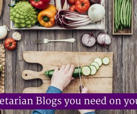 UK Vegetarian Blogs You Need On Your Radar TheFuss.co.uk