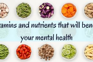 Vitamins and nutrients that will benefit your mental health TheFuss.co.uk