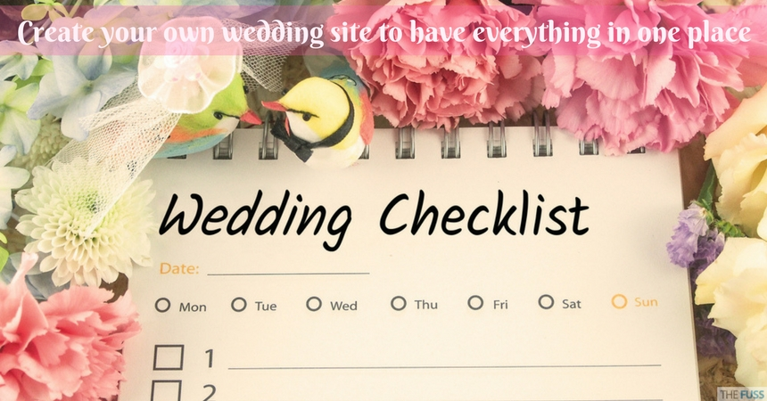 Wedding hacks every engaged couple needs to know TheFuss.co.uk