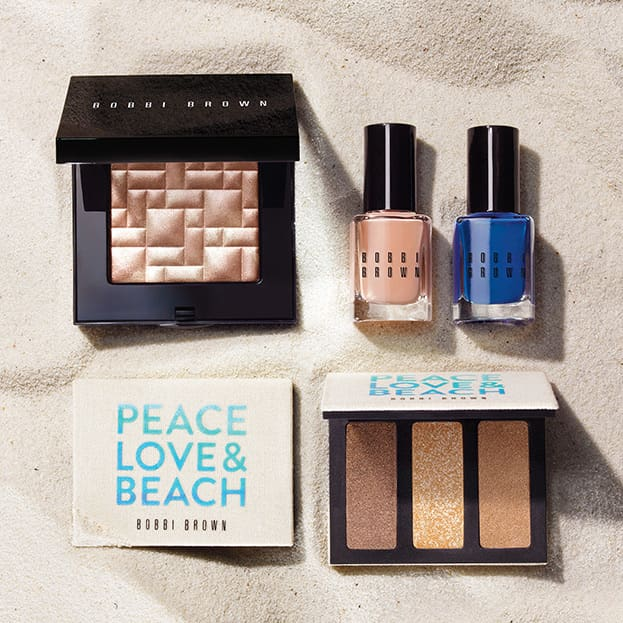 Bobbi Brown Peace Love Beach Collection