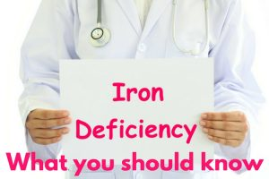 Everything You Need To Know About Iron Deficiency TheFuss.co.uk