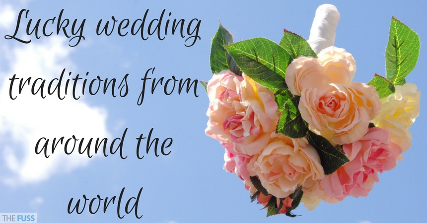 Wedding Traditions Around The World: Lucky Wedding Traditions From Around The World