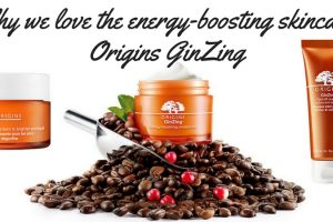 Origins GinZing The Energy Boosting Skincare Range We All Need To Try
