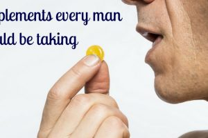 Supplements Every Man Should Be Taking TheFuss.co.uk