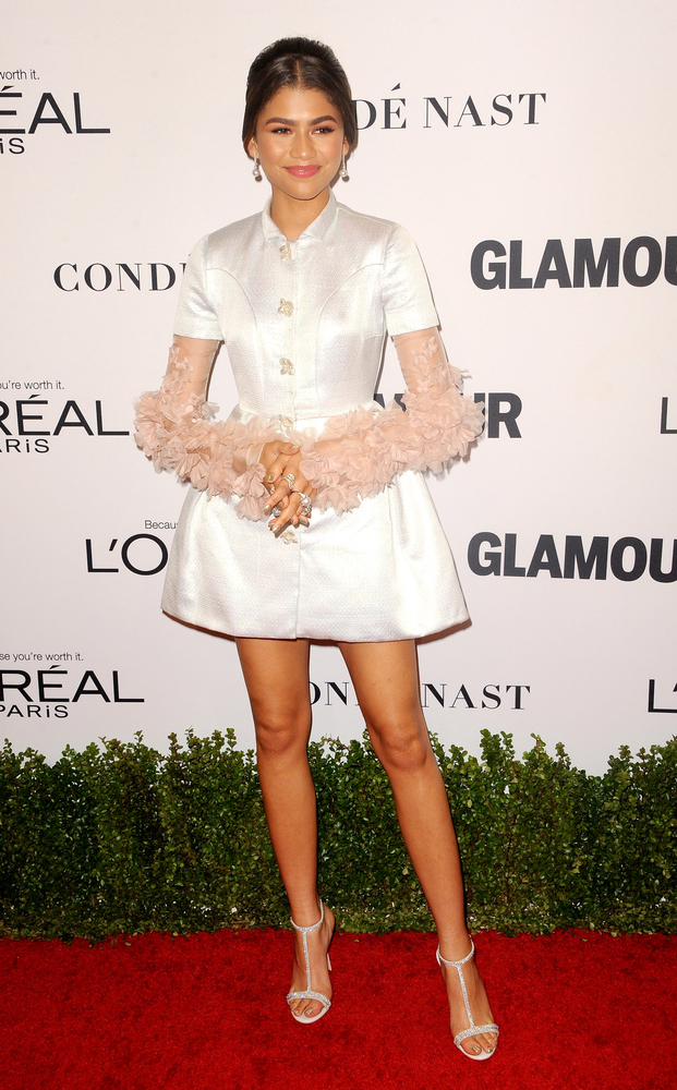 Zendaya shows off her style impeccably on the red carpet once again TheFuss.co.uk