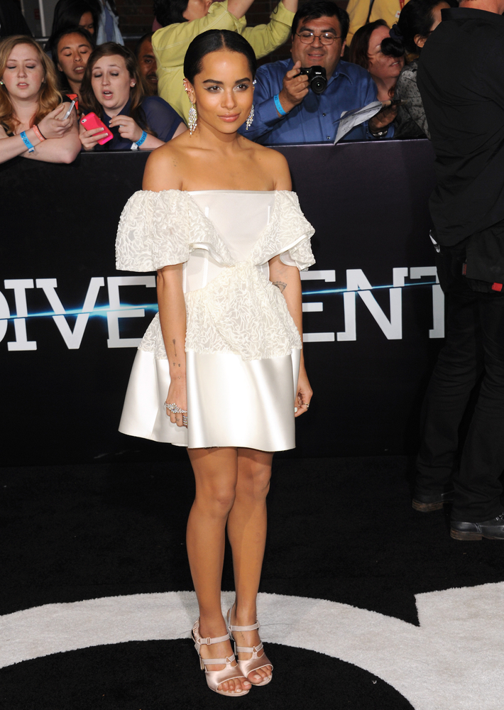 Zoe Kravitz's Flawless Style File TheFuss.co.uk