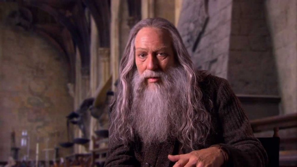 Aberforth In Harry Potter And The Deathly Hallows Part 2