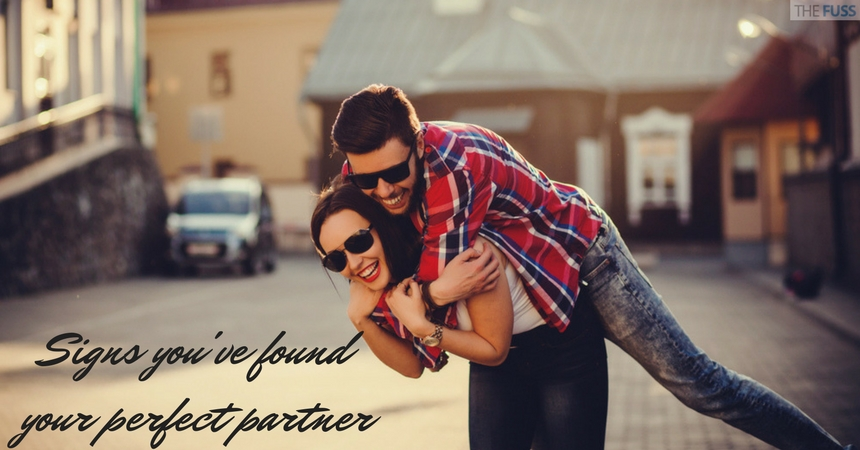 The signs that tell you you've found your perfect partner TheFuss.co.uk