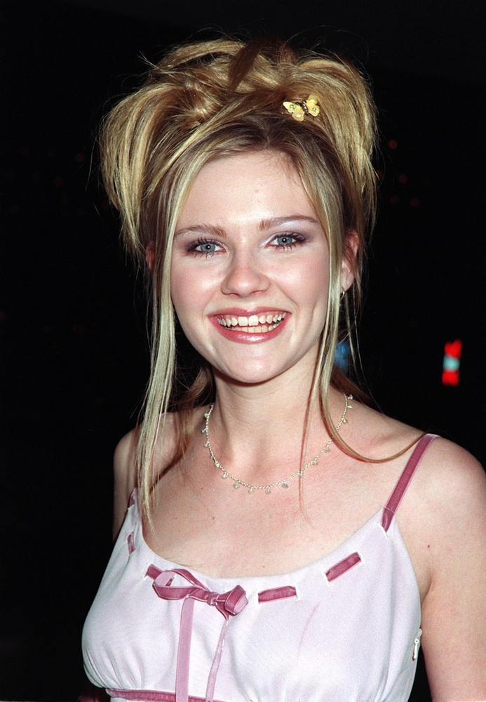 Kirsten Dunst 1997 Featureflash Photo Agency Shutterstock Com