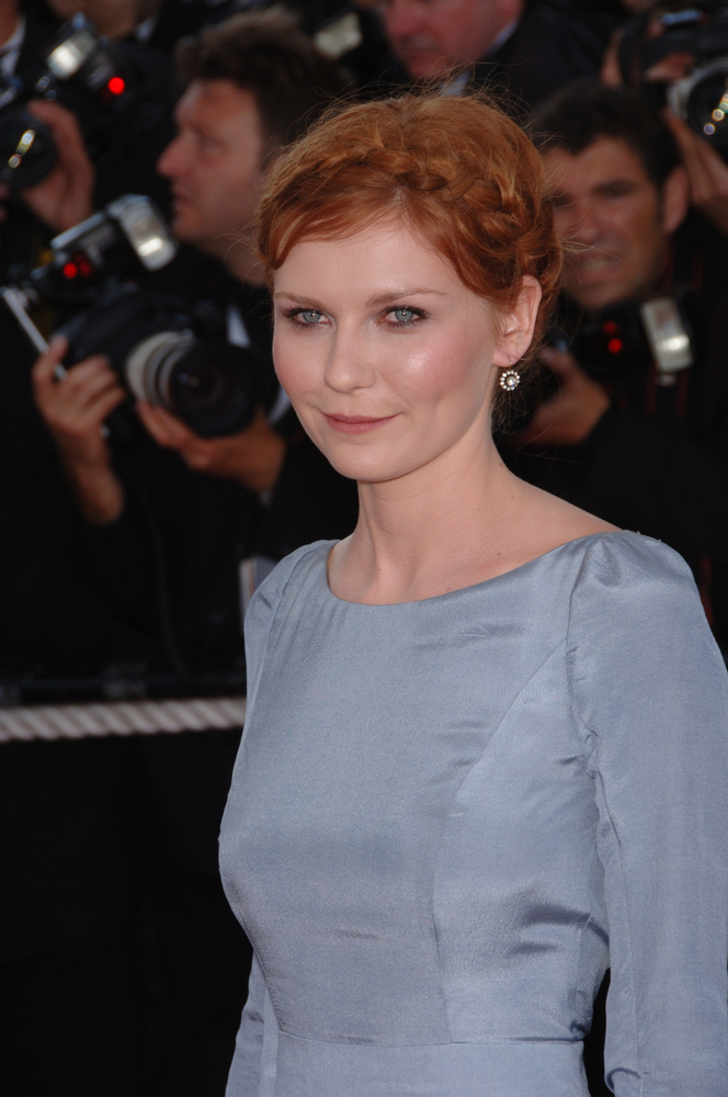 Kirsten Dunst Cannes 2006 Featureflash Photo Agency Shutterstock Com