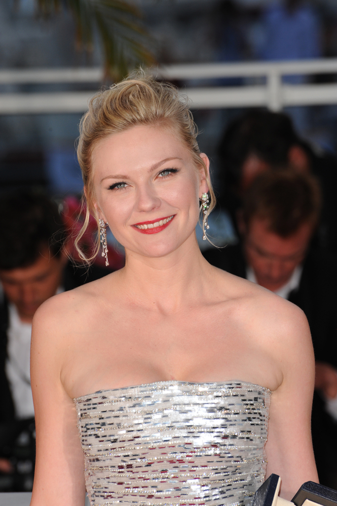 Kirsten Dunst Cannes 2011 Featureflash Photo Agency Shutterstock Com