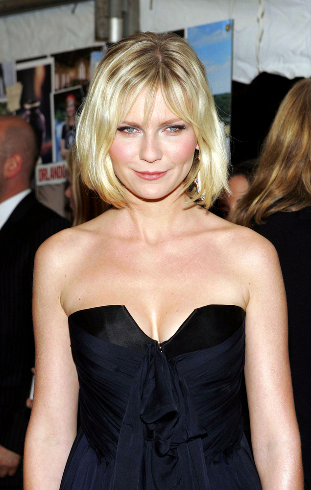 Kirsten Dunst Elizabethtown Prem 2005 Everett Collection Shutterstock Com