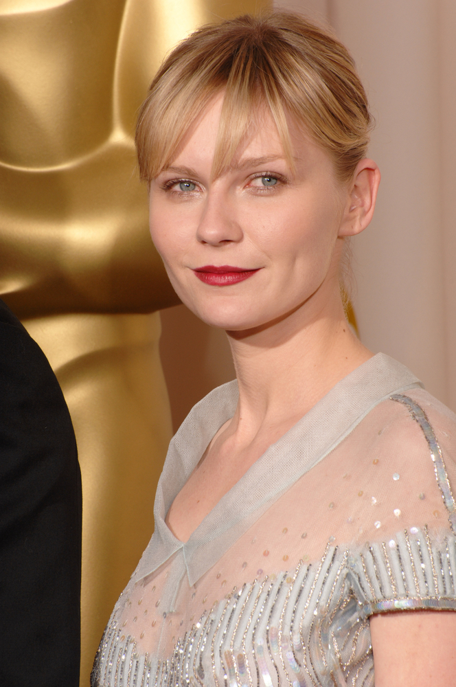 Kirsten Dunst Oscars 2007 Featureflash Photo Agency Shutterstock Com