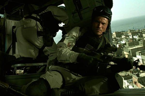 Nikolaj Coster In Black Hawk Down