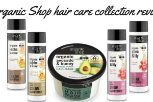 Organic Shop Hair Care Collection Review TheFuss.co.uk