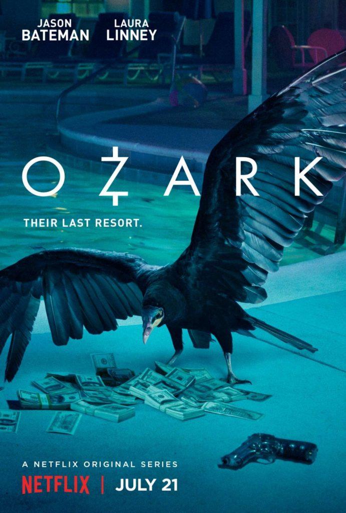 Ozark Netflix Poster