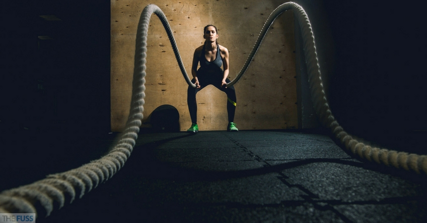Which is the best exercise for you - weights or cardio? TheFuss.co.uk