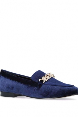 Carvela Lord' Flat Slip On Loafers