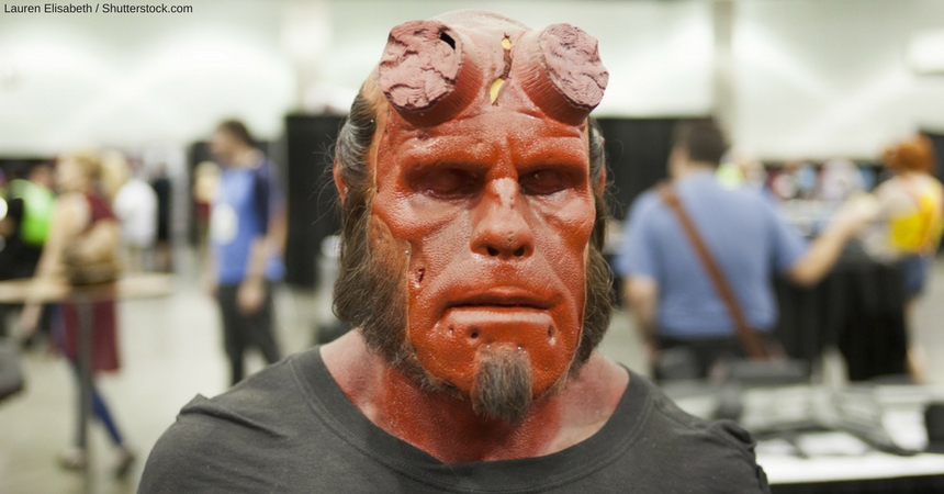How Hellboy Popularised The Dark Hero TheFuss.co.uk
