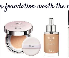 Is Dior Foundation Worth The Money? TheFuss.co.uk