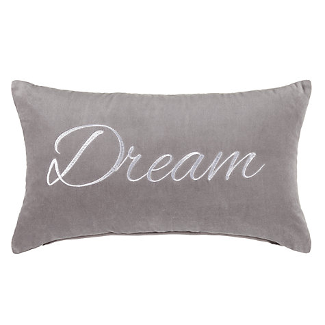 John Lewis Dream Cushion