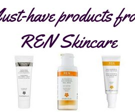 Must-Have Products From REN Skincare TheFuss.co.uk