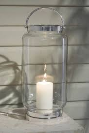 Next Blown Glass Lantern
