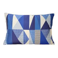 Prism Cushion Indigo