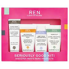 REN Seriously Good Skincare Kit
