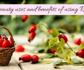 All The Beauty Uses And Benefits Of Using Rosehip Oil TheFuss.co.uk