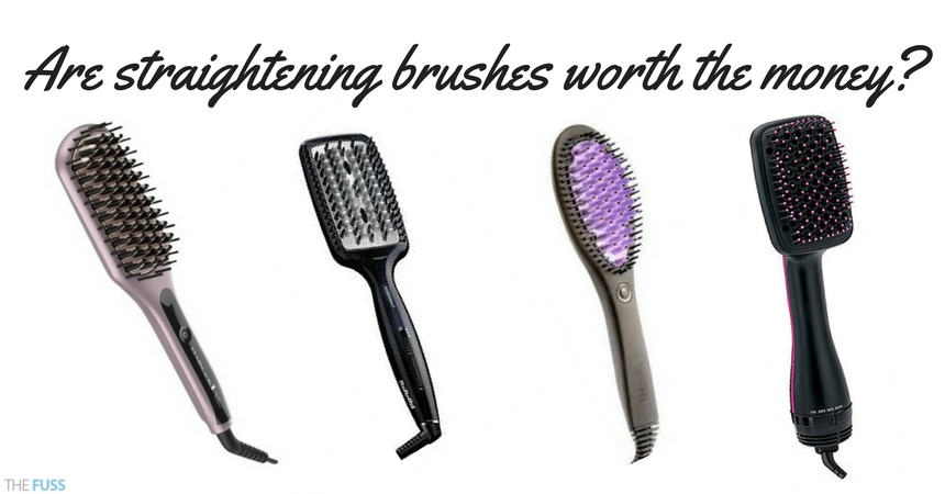 Are Straightening Brushes Worth The Money? TheFuss.co.uk