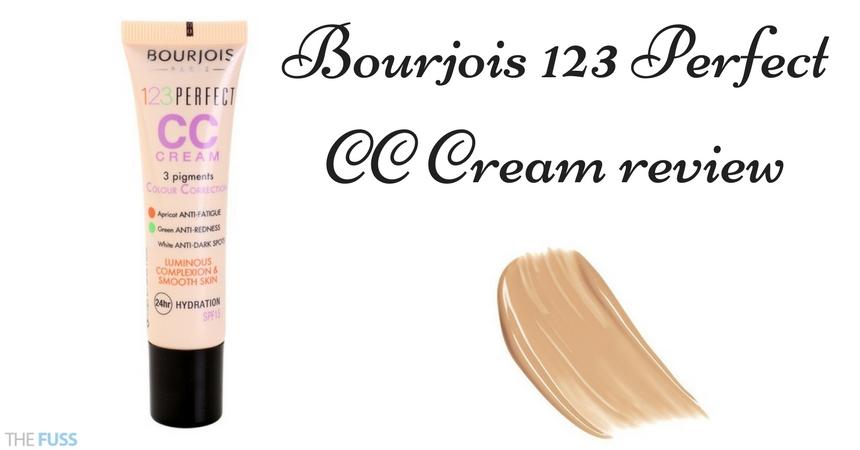 Bourjois CC Cream Review TheFuss.co.uk
