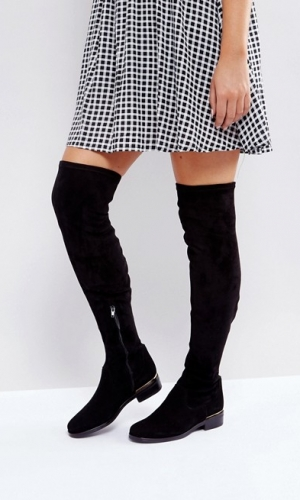 Dune Taiya Over The Knee Boots