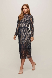 Miss Selfridge PREMIUM Lace Midi Dress