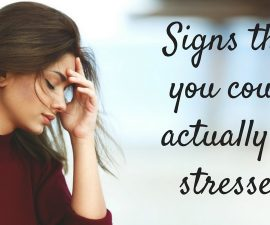 Are you actually stressed and don't know it? TheFuss.co.uk