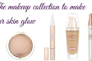 The makeup collection to make your skin glow - L'Oreal Lumi Magique TheFuss.co.uk