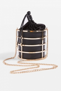 Topshop RANDY Round Cross Body Bag