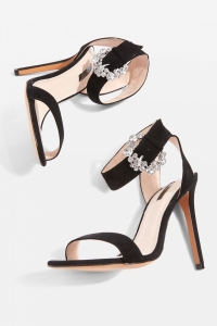 Topshop Regal Buckle Sandals