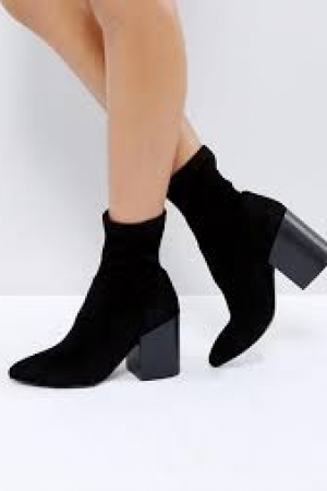 ASOS ELMO Sock Boots