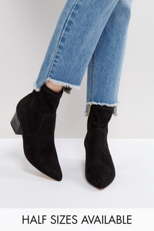 ASOS REGIONAL Point Sock Boots