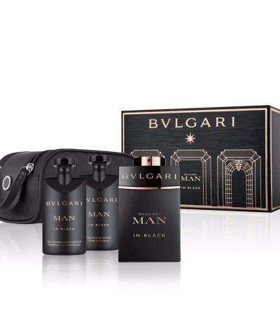 BULGARI 'Man In Black' Eau De Parfum Gift Set