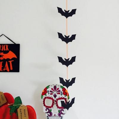 Bat Hanging Garland