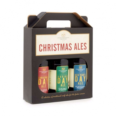 Debenhams Christmas Ales Set